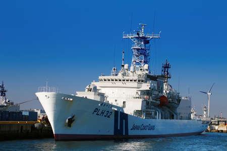 日本海上保安庁船