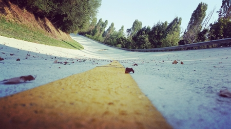 monza: Track circuit