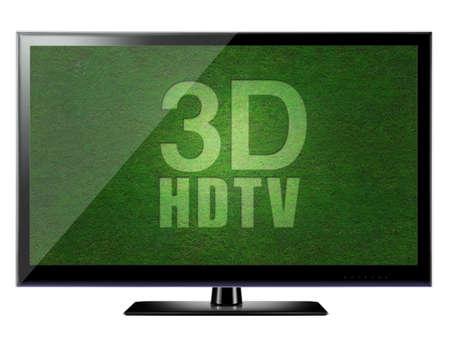hdtv: 3D HDTV