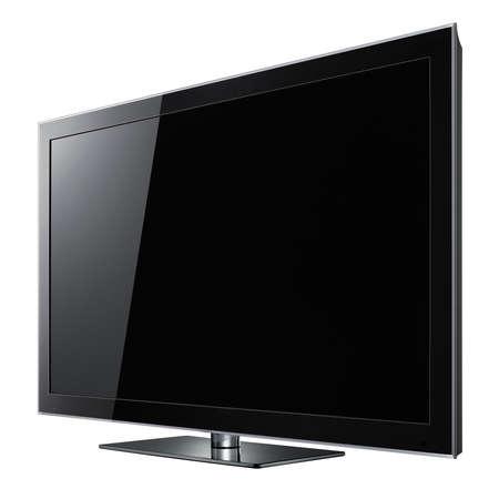 Moderne Widescreen lcd tv