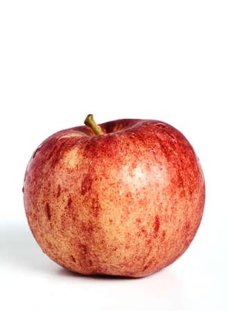 Fresh apple Stock Photo