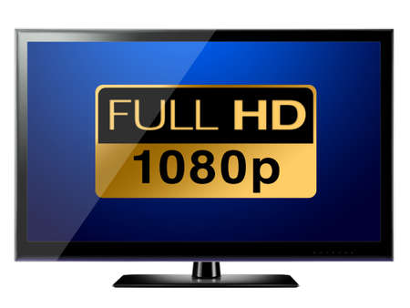 Full HD TV photo