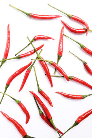 Red hot chillies  photo