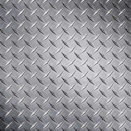 Arrière-plan métallique diamant