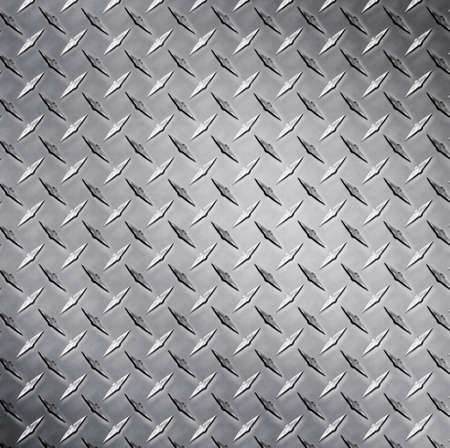 Diamond metal background photo