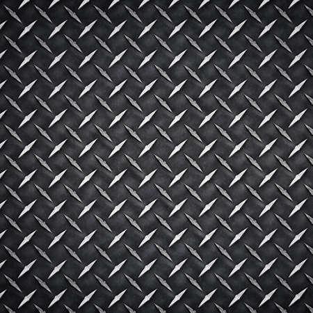 black diamond: Textura de metal de diamante