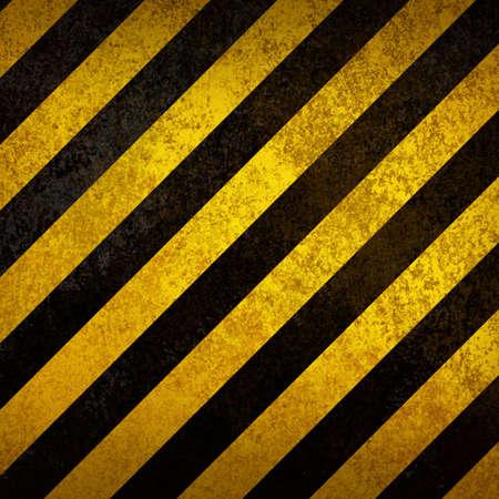 Warnung-Hintergrund