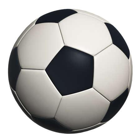 Fu�ball ball Lizenzfreie Bilder