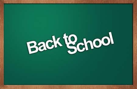 Blackboard Stock Photo