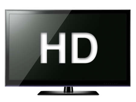 HD TV Stock Photo - 9908445