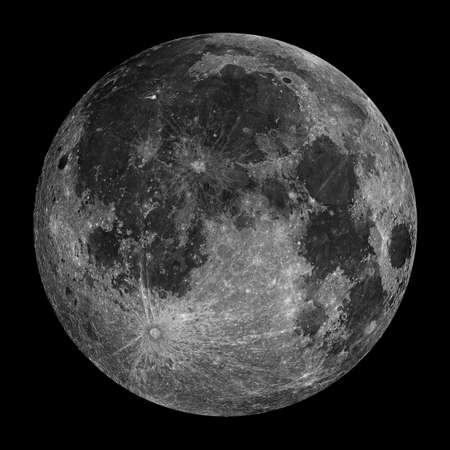 Pleine Lune Banque d'images