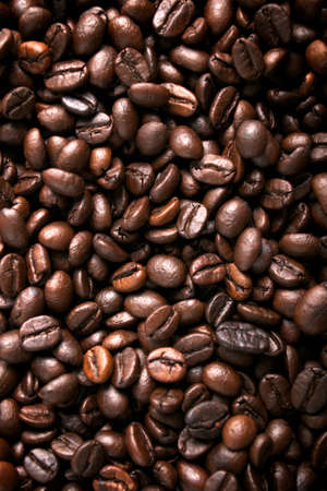 Coffee beans background Stock Photo - 11268783