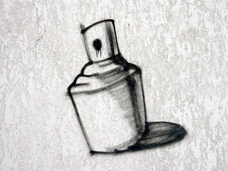 graf: Grafiti       Stock Photo