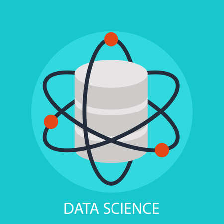 datacentre: Data science Illustration