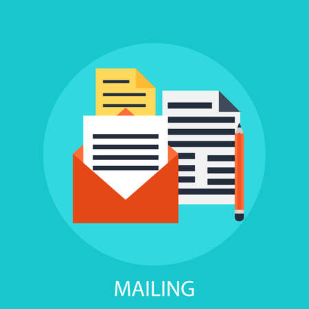 ps: Mailing Illustration