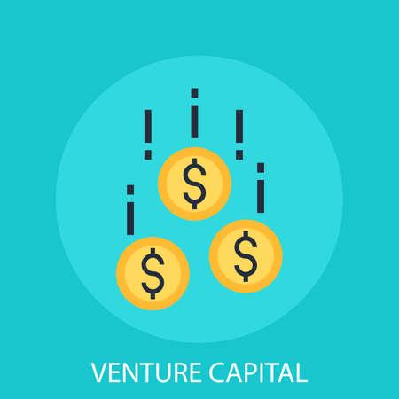 venture: Venture capital Illustration
