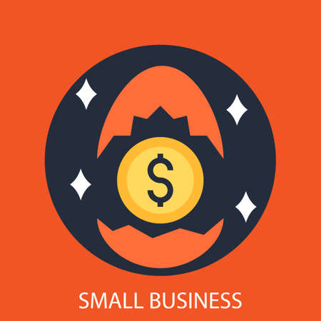 small business: Small business Illustration