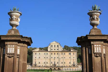 Aldobrandini villa in Frascati