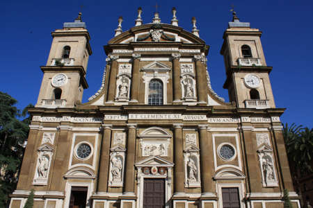 Cathedral of St. Peter Apostle in Frascati