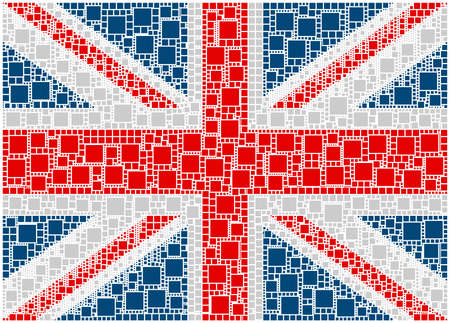 Flag of Great Britain Stock Vector - 5206826