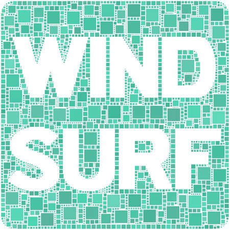 windsurf: Windsurf Illustration