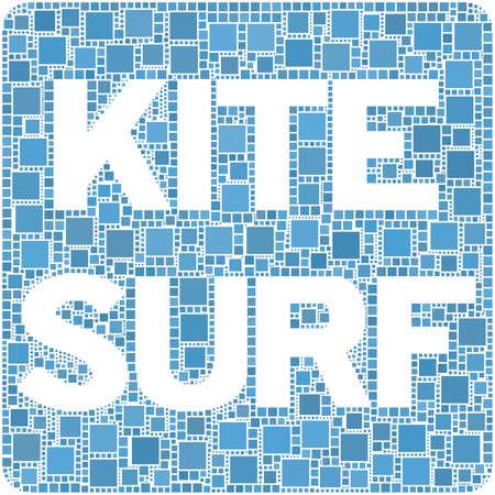 kite surf: kite surf