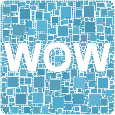 WOW! Stock Vector - 6001459