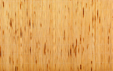 Weaved bamboo thatch background texture