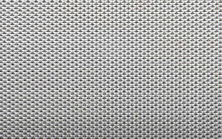 Galvanized steel grating is texture photo
