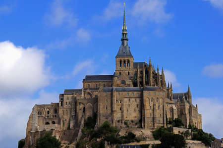 Mount Saint Michel photo