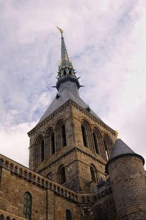Mount Saint Michel Stock Photo - 3586657