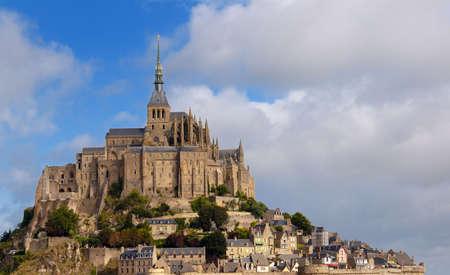 Mount Saint Michel Stock Photo - 3697968