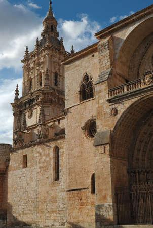 Cathedral of Burgo de Osma photo