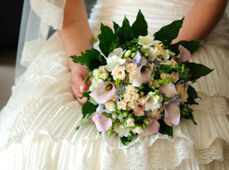 Bridal bouquet Stock Photo - 7365343