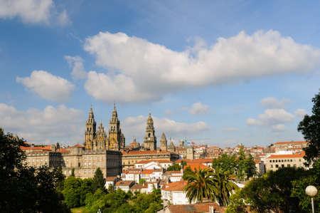 galizia: Cattedrale di Santiago de Compostela, Galizia, Spagna