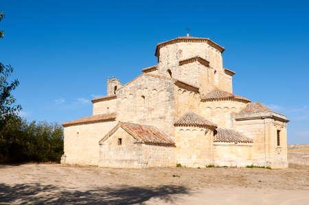 Nuestra senora de la Anunciada Hermitage, Uruena, Valladolid, Spain Editorial