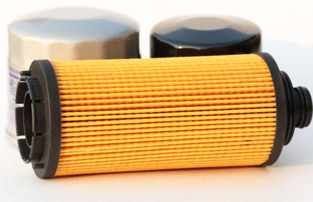 lubricate: The air filter for the car