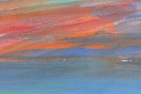 scrub: watercolor background