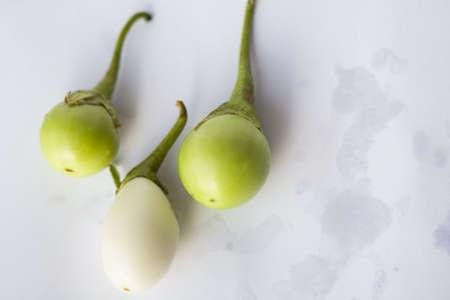 berenjena: eggplant