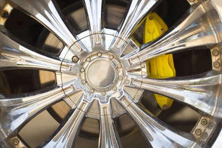 alloy: automobile alloy wheels.