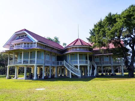 verandas: Mrigadayavan Palace