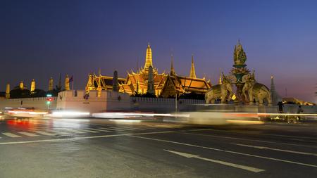the grand palace: Grand Palace, Bangkok, Thailand