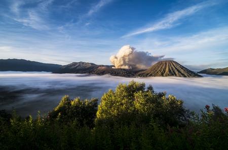 MT Bromo Indonesia