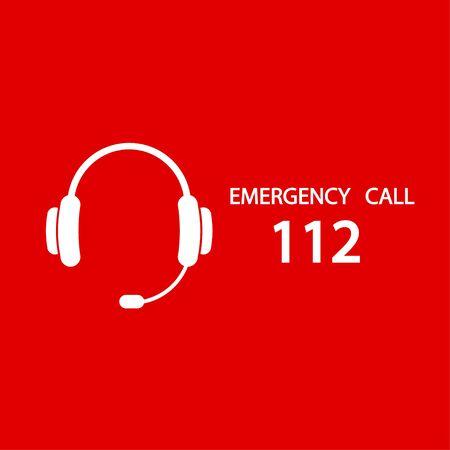 112 emergency call