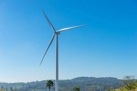 converts: Wind turbine converts wind kinetic energy into electrical powerr. clean power