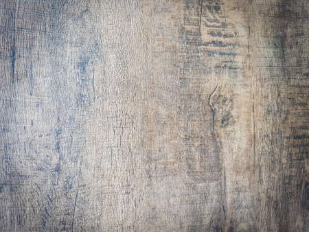 The pattern and texture of the old wooden wall on the wall. Stock Photo