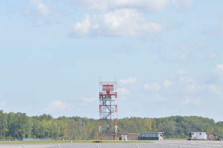 radar: Radar Tower