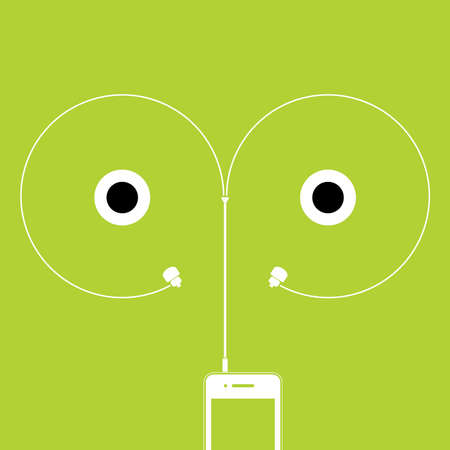 earphone Vector