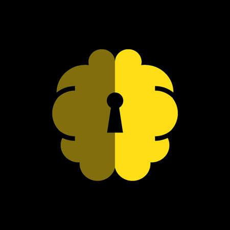 psychiatrist: Left Brain Right Brain icon
