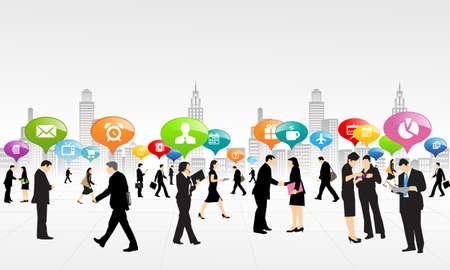 trabajo social: negocio trabajo social